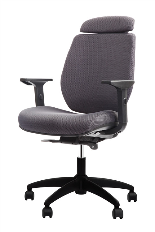 Eurotech fx2 Office Chair in Grey Fabric