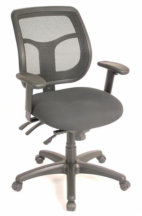 Eurotech Apollo Multi Function Chair in Black