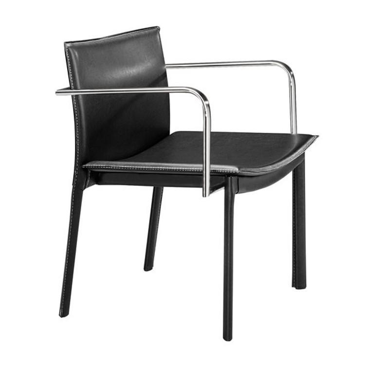 Zuo Modern Gekko Conference Chair Black