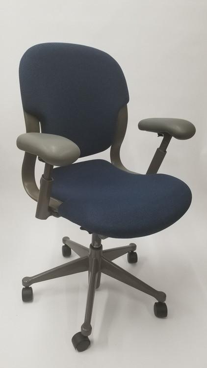 Herman Miller Equa Chair Navy