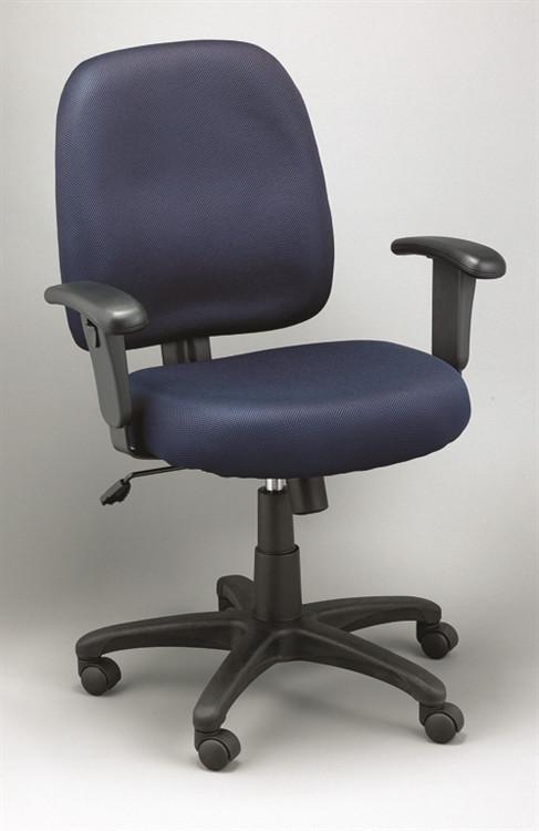 Eurotech Newport Mesh Office Chair in Navy
