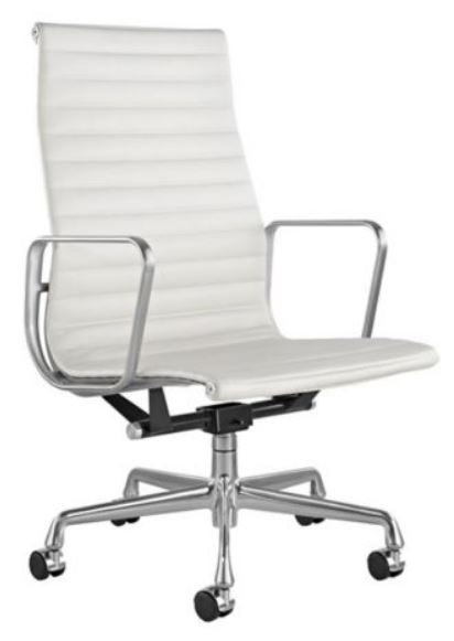 Herman Miller Eames Aluminum Group Management Chair High
