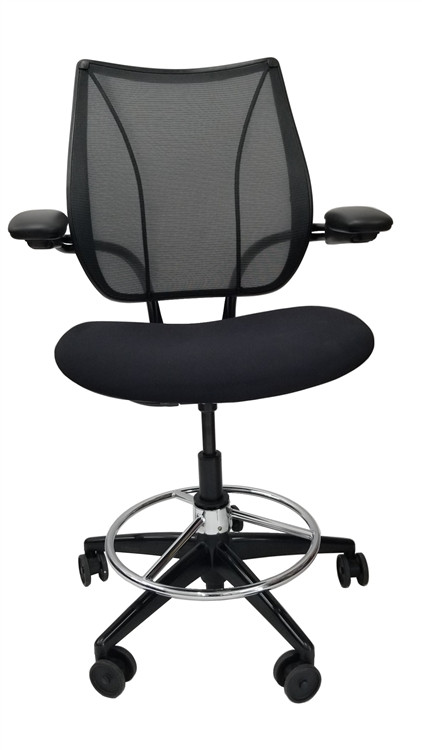 Humanscale Liberty Chair Drafting Stool Seatingmind