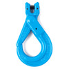 Grade 100 Clevis Self-Locking Hook