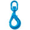 Grade 100 Swivel Self-Locking Hook