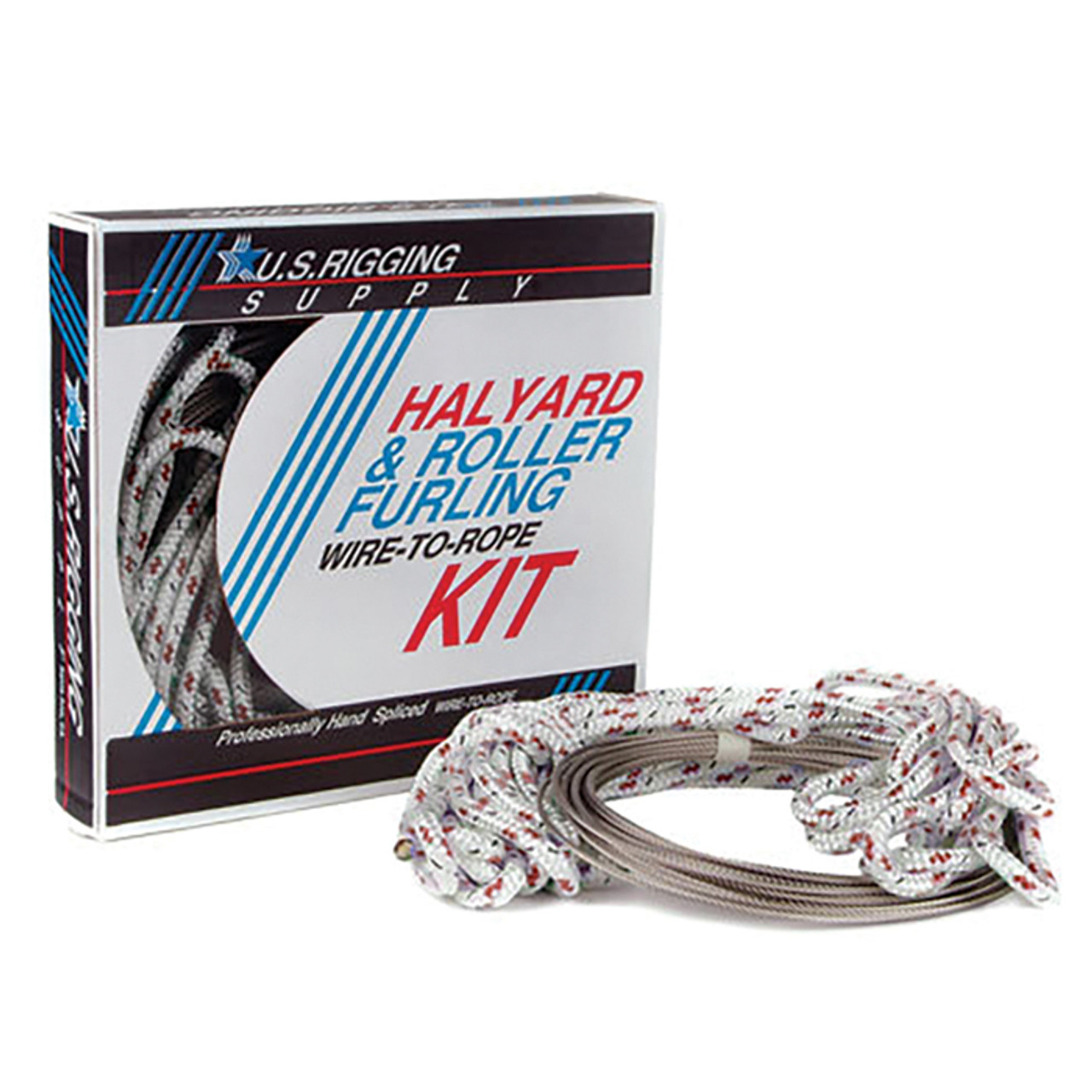 Wire to Rope Halyard - US Rigging