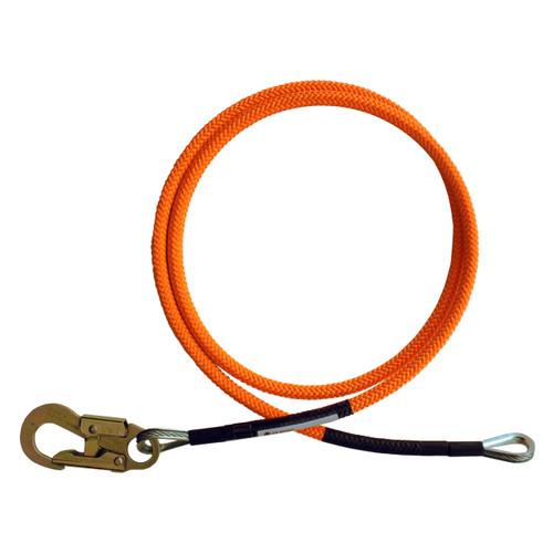 """5/8"""" x 6' - Wire Core Flip Line - Fixed Eye"""