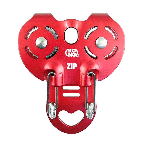 Zip Pulley Connector