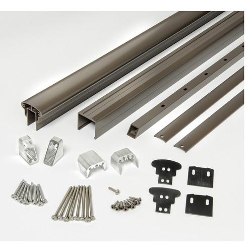 Rail Kit for Stair Railings - Bronze Matte