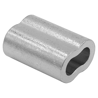 Zinc Plated Copper Duplex Sleeves