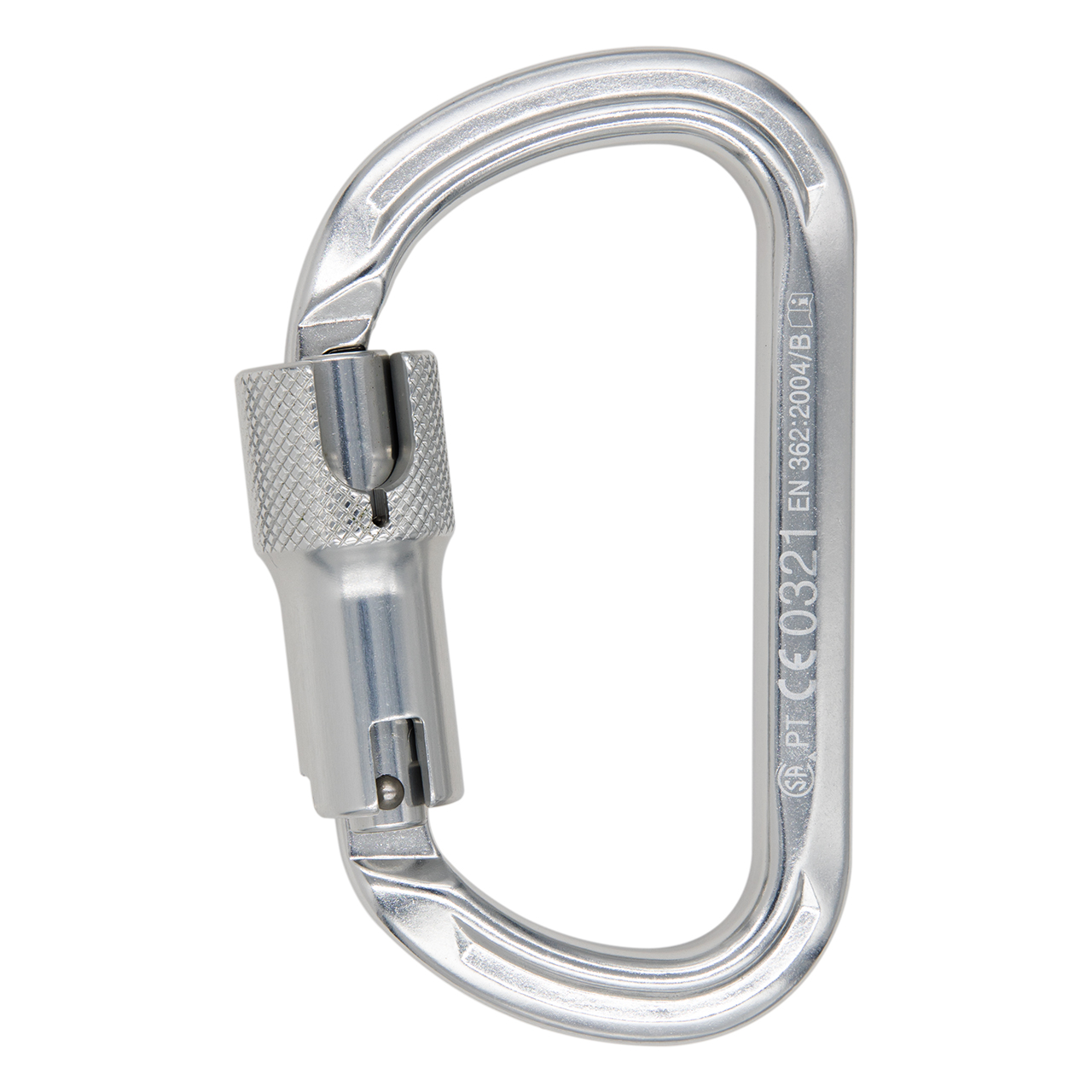 SI Z359.12 Aluminum Alloy Carabiner - US Rigging and KONG