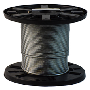 Steel Wire Rope & Aircraft Cables - Free Shipping | U.S Rigging Supply