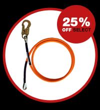 25% off select fiber assemblies