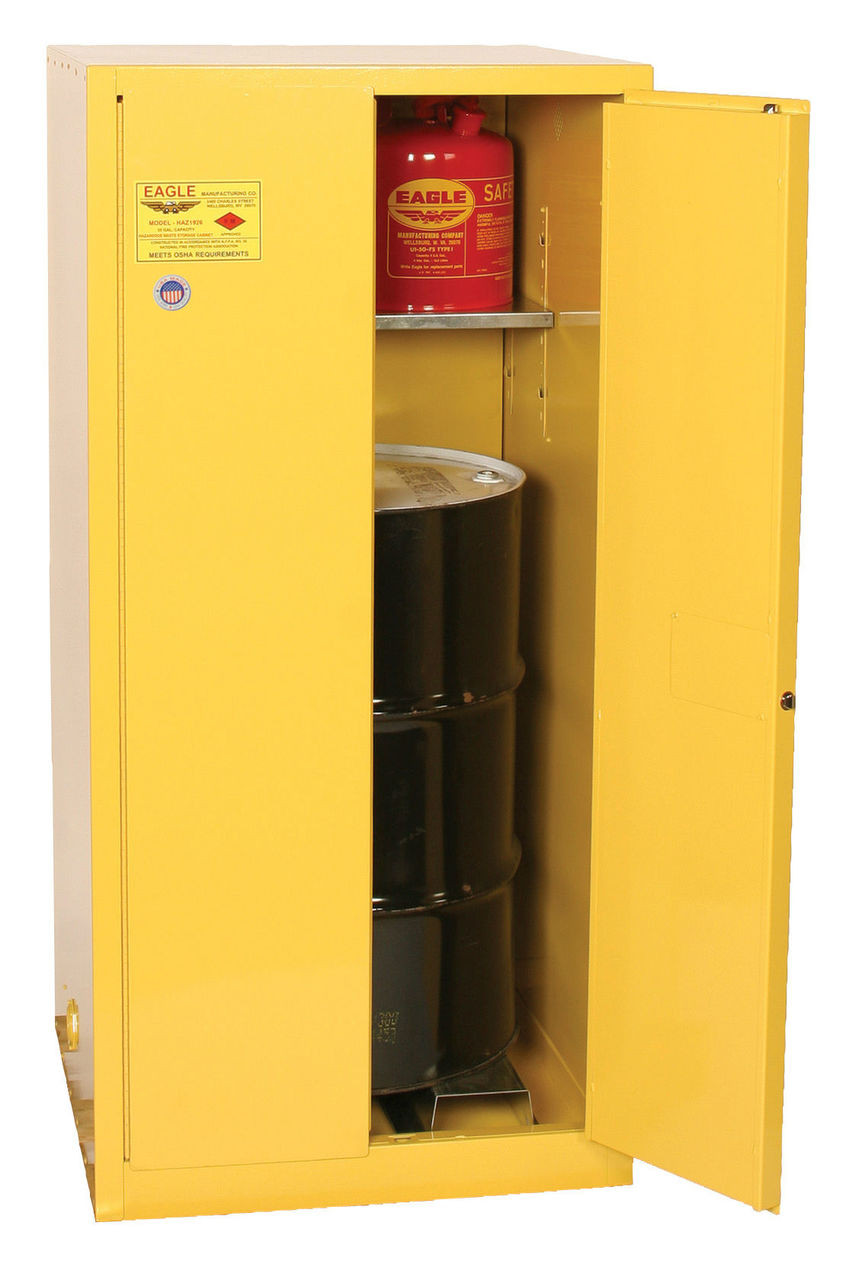 sc 1 st  Interstate Products Inc. & Eagle 1926 - One Drum Storage Safety Cabinet