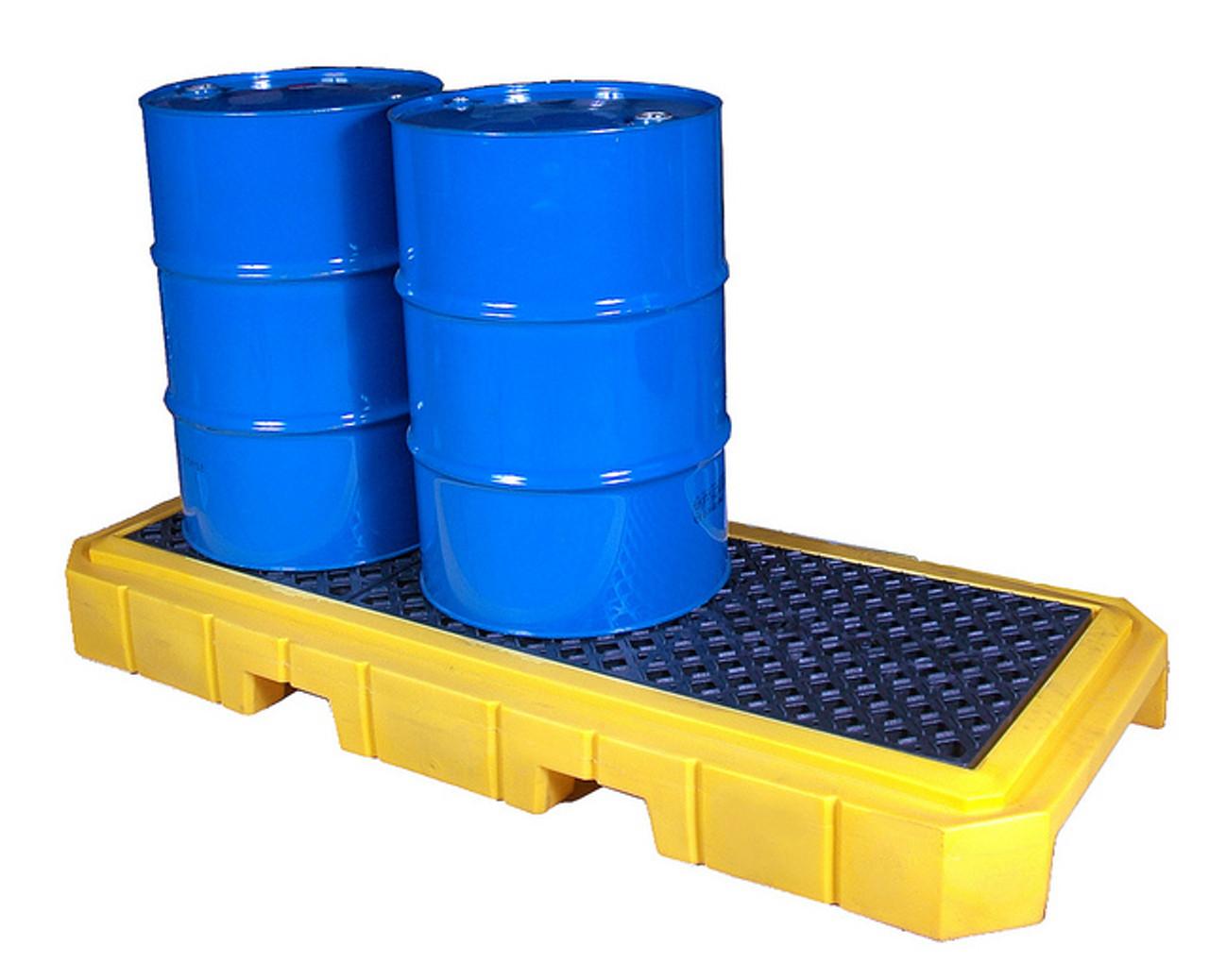 Ultra Tech Spill Containment : Ultratech spill pallet p plus drum