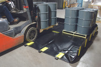 Jusrite Spill Containment Berm