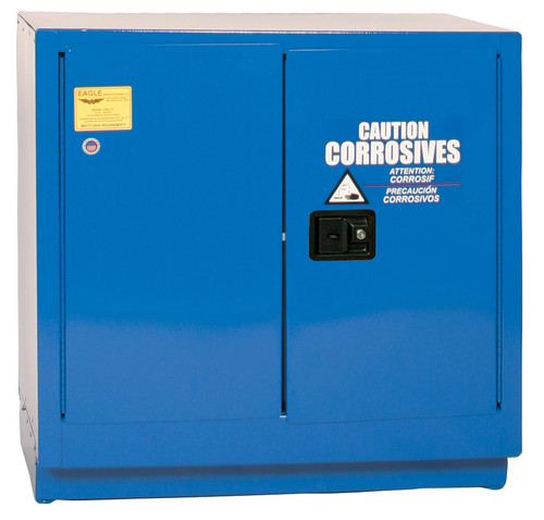 Eagle 22 Gallon Under Counter Acid U0026 Corrosive Safety Cabinet