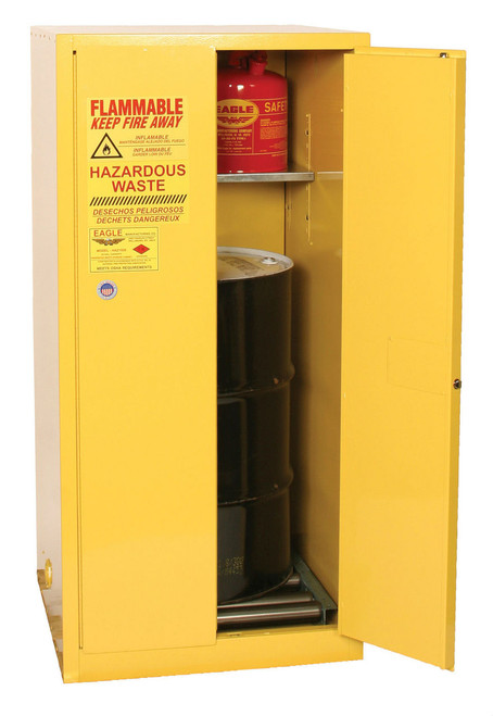 Eagle Flammable Drum Storage Cabinet