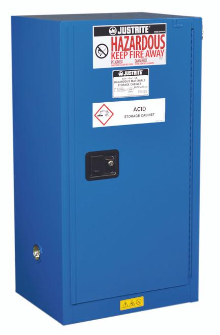 Marvelous Justrite Compac Hazardous Material Storage Cabinet   15 Gallons