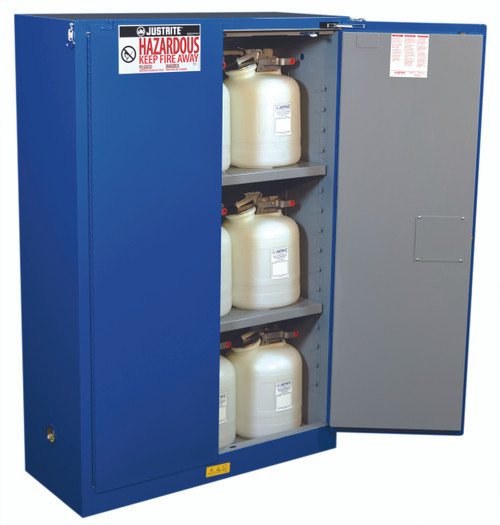 Justrite 45 Gallon ChemCor Lined Hazardous Safety Cabinet