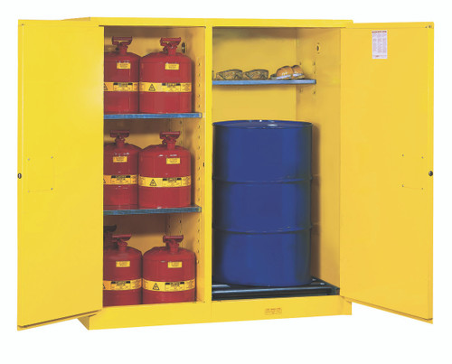 Flammable Drum Safety Storage Cabinet