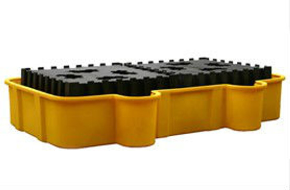 Eagle IBC Tote Spill Containment Pallet