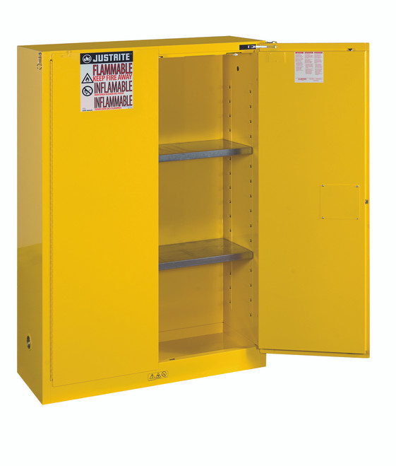 Exceptional ... Self Closing Cabinet By Justrite; Justrite Flammable Storage ...