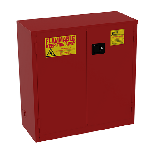 Paint Safety Storage Cabinet 72 Gallon Self Closing