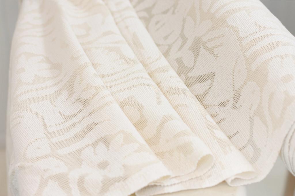 Cotton Cutwork Horses