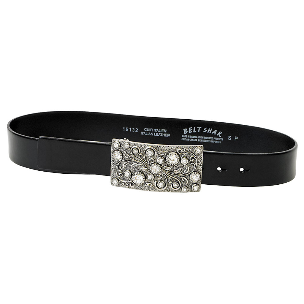 Starry Night Buckle Belt
