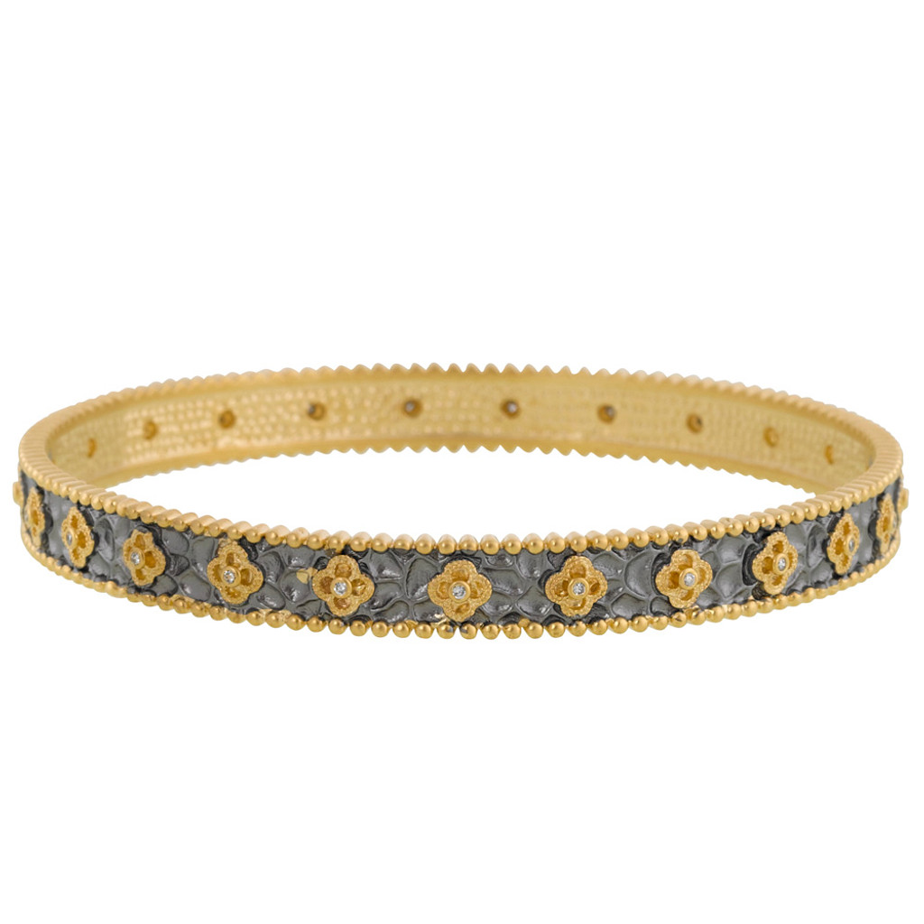 Freida Rothman's Greenwich Bangle