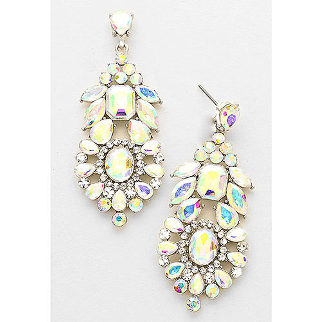 Belle of the Ball AB Statement Earring S