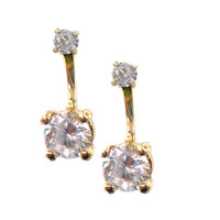 Our Crown of Crystals Earlobe Hugger