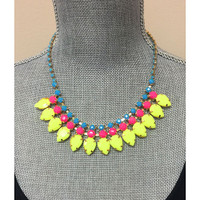 """""""Neon is Hot!"""" Necklace 1"""