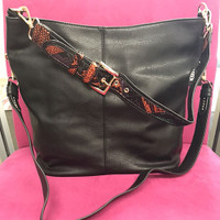 Steve Madden's Monica Hobo in Black