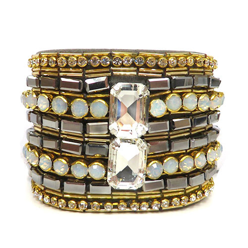 """Ring for Champagne"" Cuff"