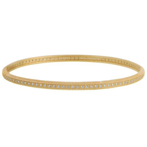 Freida Rothman's 14K Gold Vermeil Rodeo Drive Bangle