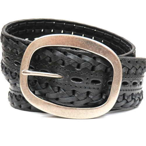 Perforated Detailed Belt