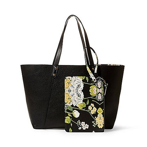 Steve Madden's Fresh as A Daisy Tote