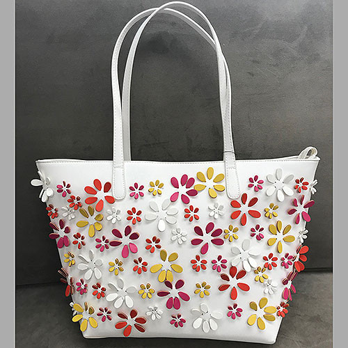 Sondra Roberts Flower Explosion Tote