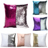 Sequin Mermaid Pillow Cover