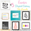 Easter Digital Cutting File Bundle