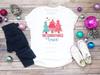 Pink O Christmas Tree | Sublimation Transfer