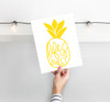 Pineapple Pack Digital Cutting File