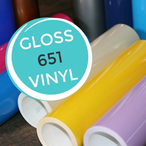 Gloss Vinyl Oracal 651 My Vinyl Direct
