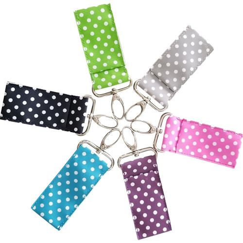 Polka Dot Chapstick Holders