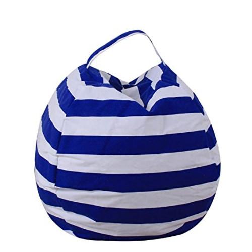 Stuffed Animal Storage Bag: Royal Blue