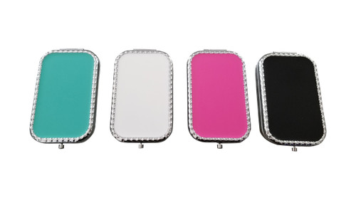 Rectangle Compact Mirror