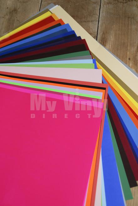Pick 12 Pack: Siser EasyWeed Heat Transfer Vinyl Sheets