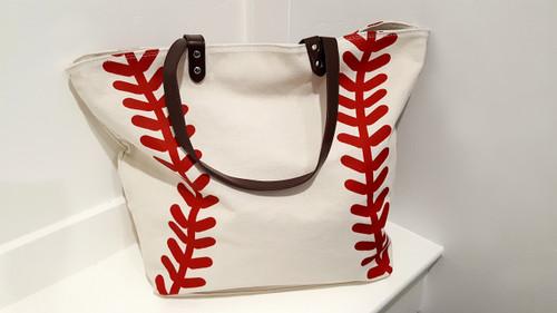 Baseball Tote